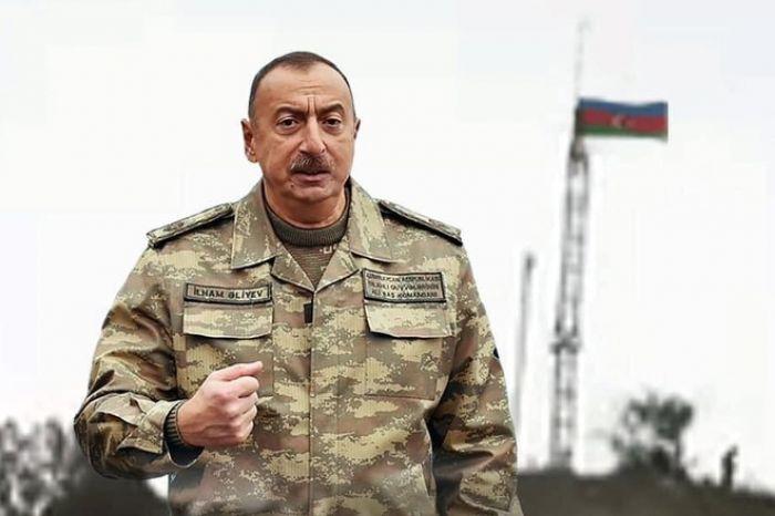 Алиев предложил Франции отдать Армении Марсель