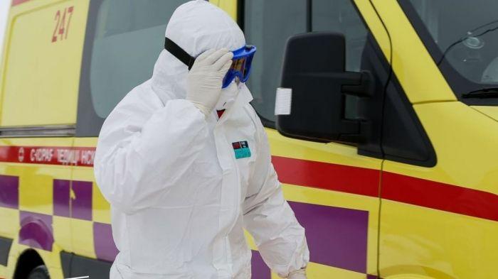 Из Атырау на Тенгиз направлено ещё 8 медиков