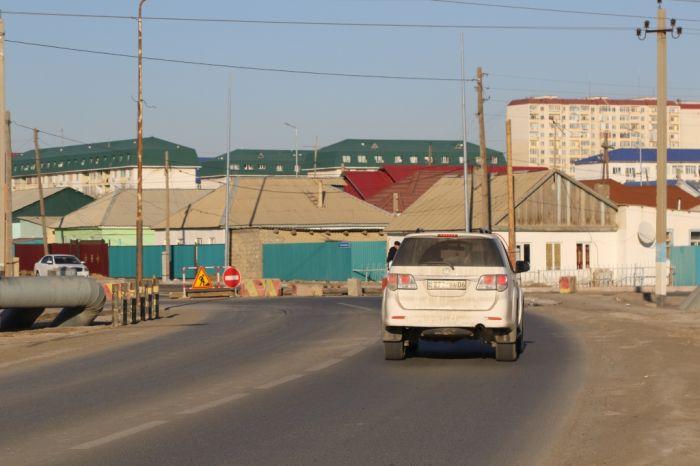 В Атырау планируют реконструировать чуть больше километра улицы Канцева – за 1,4 миллиарда тенге