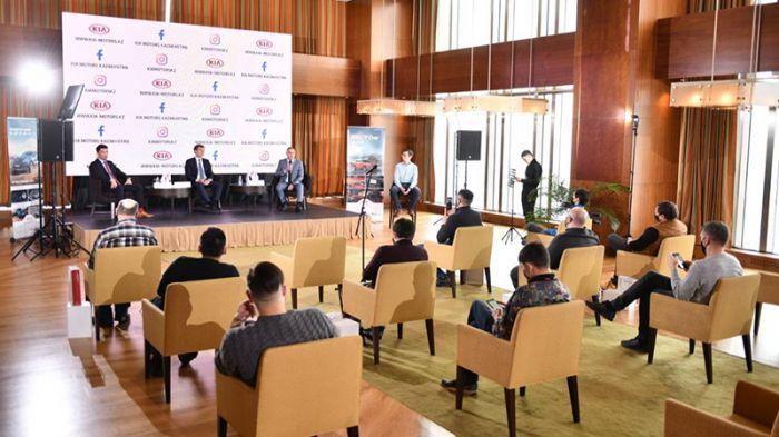 Kia Motors организует производство в Казахстане