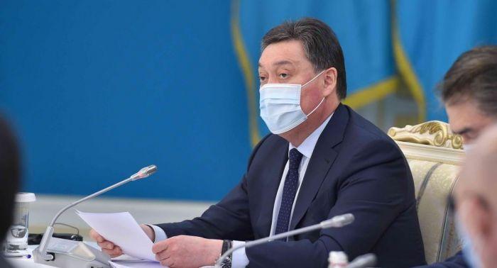Токаев назначил Мамина премьер-министром