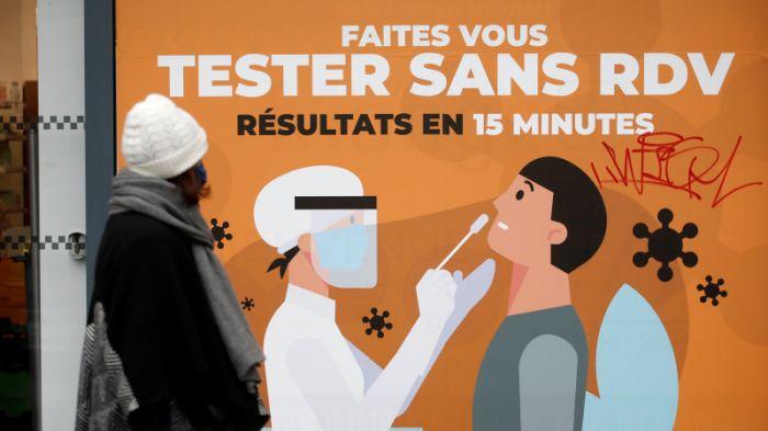 Общенациональный комендантский час введут во Франции