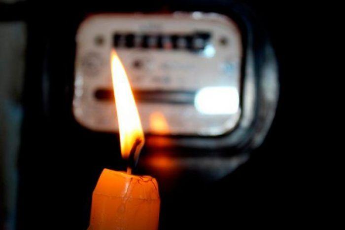 Опять в Атырау проблемы со светом