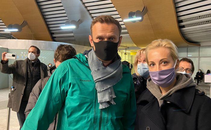 Адвокат сообщила о местонахождении Навального после задержания