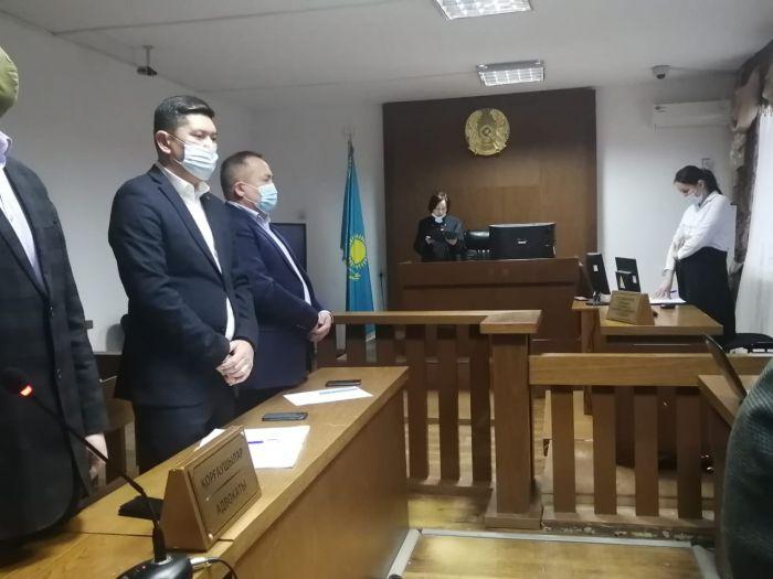 Приговор по «делу о мёртвом ребёнке»: Нысанбаеву – 18 лет, Каиржану – 16, Кулбатыровой – 15