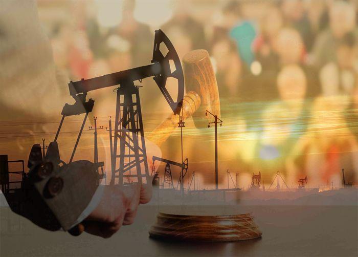 Аукцион месторождений в Атырауской области как измеритель коррупции в нашей стране