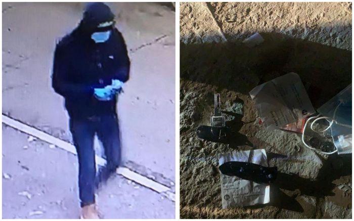 Разбойник знал, что в офисе нет охраны и видеонаблюдения