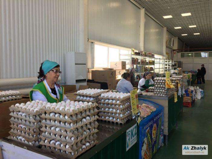 Что не так с яйцами в Атырау и в Казахстане