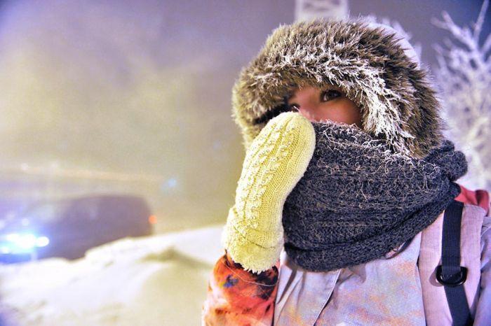 Морозы до 40 градусов ожидаются на выходных в Казахстане