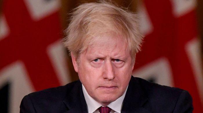 Джонсон назвал британский штамм коронавируса более смертоносным