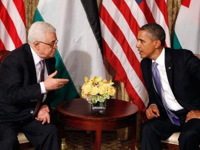 Обама пообещал наложить вето на прием палестинцев в ООН