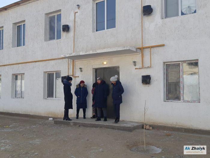 В Сарайшыке новосёлы отказались от ключей