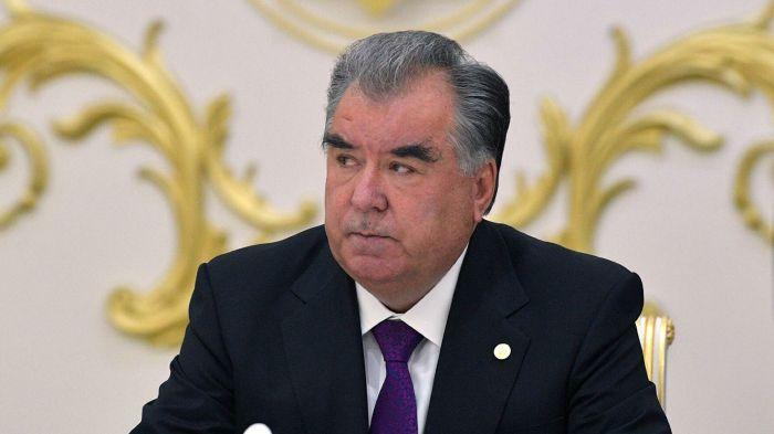 Рахмон заявил о победе над коронавирусом в Таджикистане