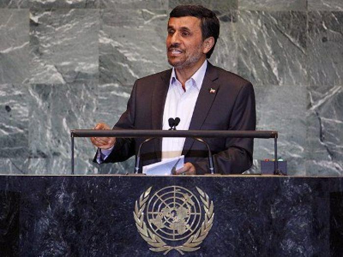 Президент Ирана с трибуны ООН обвинил США и ЕС во всех мировых бедах