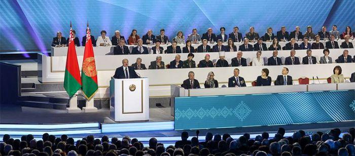 Лукашенко назвал условия своего ухода с поста президента