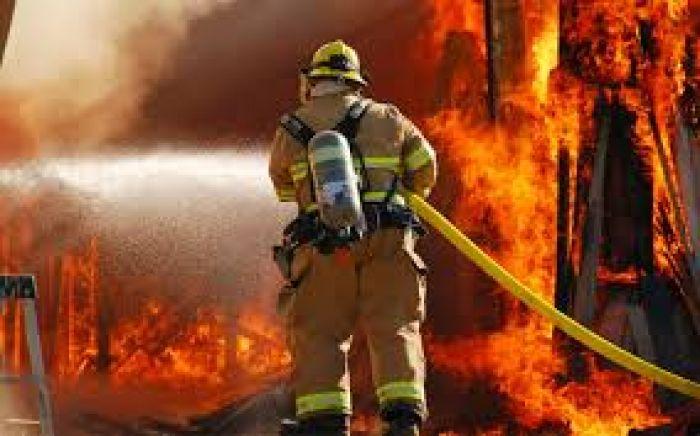 Пожарный погиб при исполнении служебного долга в Павлодарской области