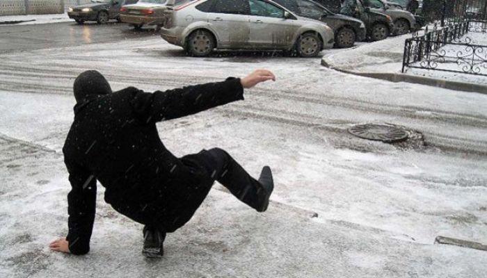 Тяжёлая неделя в Атырау: обморожения, вывихи, переломы