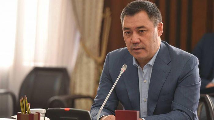 Жапаров рассказал, почему в Кыргызстане часто свергали власть