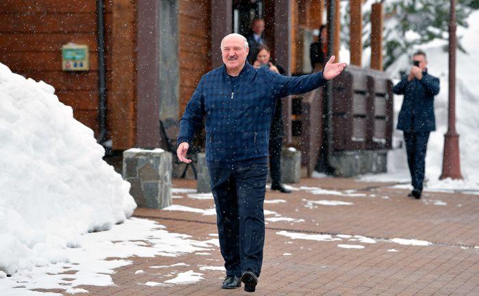 Лукашенко исключил передачу власти сыновьям