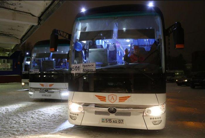 После смертельных ДТП вахтовики требуют возобновить автобусное сообщение Уральск-Атырау
