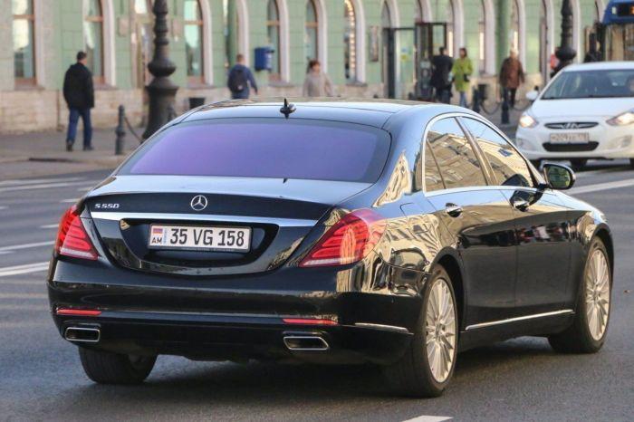 Срок регистрации авто из Армении продлили - МВД
