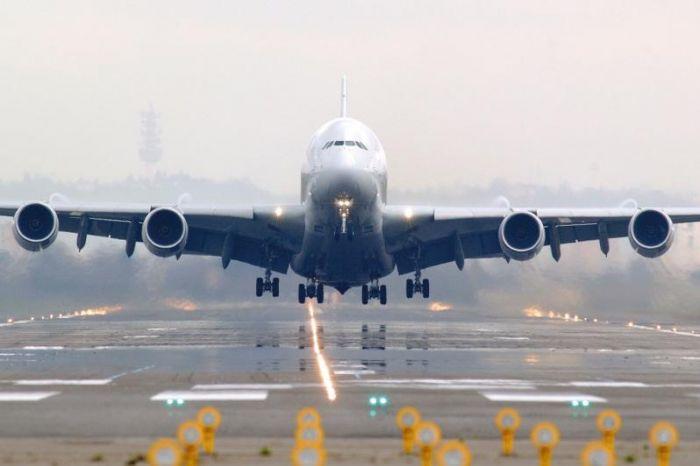 Возобновлены полеты из Алматы в Кыргызстан