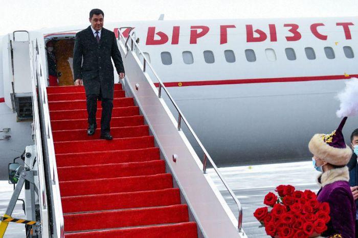 Садыр Жапаров: Надо признать, что Казахстан на много лет опережает нас