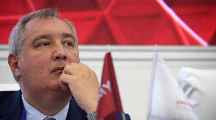 "Рогозин отреагировал на кражу ""суперсекретной электроники"" на Байконуре"