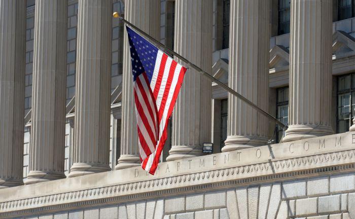 Минторг США подверг санкциям российские и немецкие компании