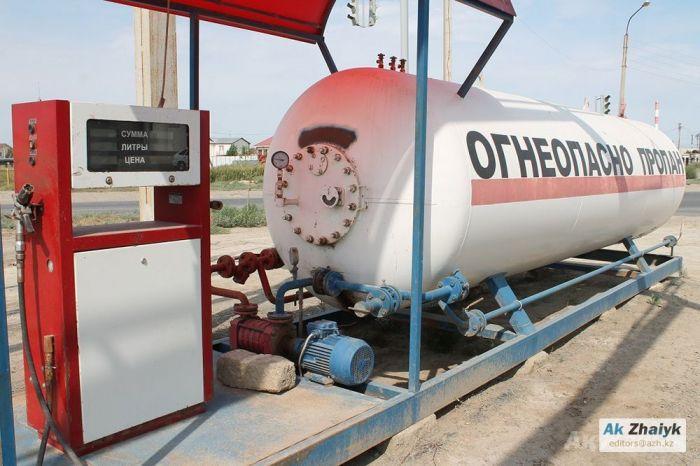 Газ на заправки в Атырау поставит ТШО