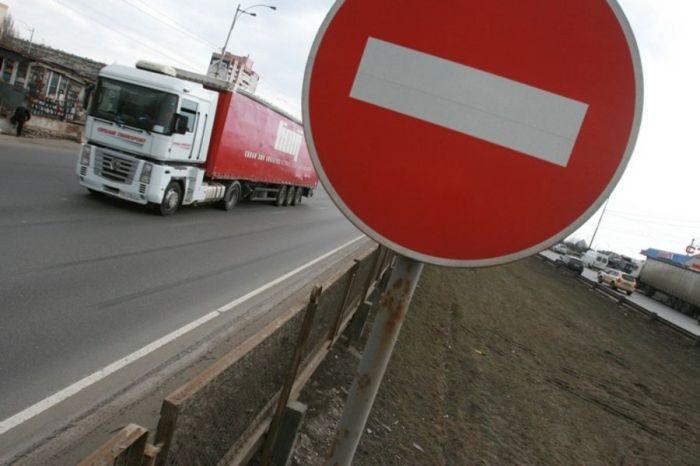 В Атырауской области введено ограничение для большегрузов
