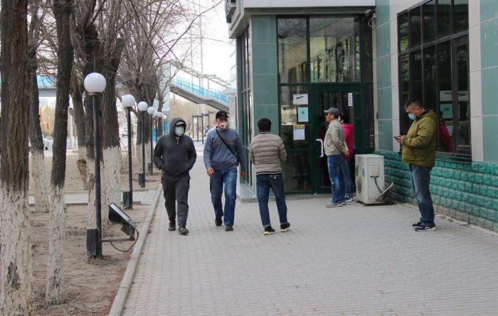 Атырауская область перешла в «зелёную» зону