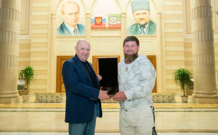Кадыров попросил у ФБР $250 тыс. за местонахождение Пригожина