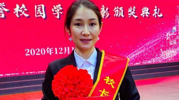 «Это победа всего казахского народа». Казашка признана лучшей студенткой Китая