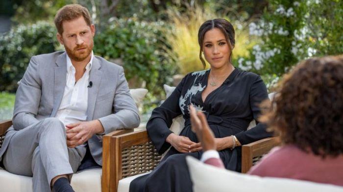 Разговоры о цвете кожи и тайная свадьба. Главное из интервью Меган Маркл и принца Гарри Опре Уинфри