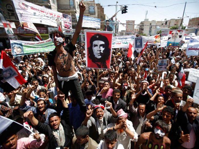 Президент Йемена отдает власть