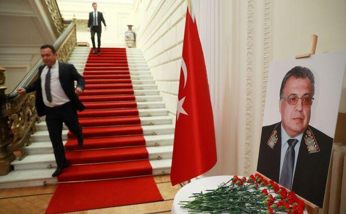 Убийство посла России в Турции: пятеро обвиняемых получили пожизненные сроки