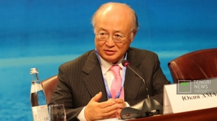 МАГАТЭ рассматривает возможность размещения в Казахстане банка ядерного топлива