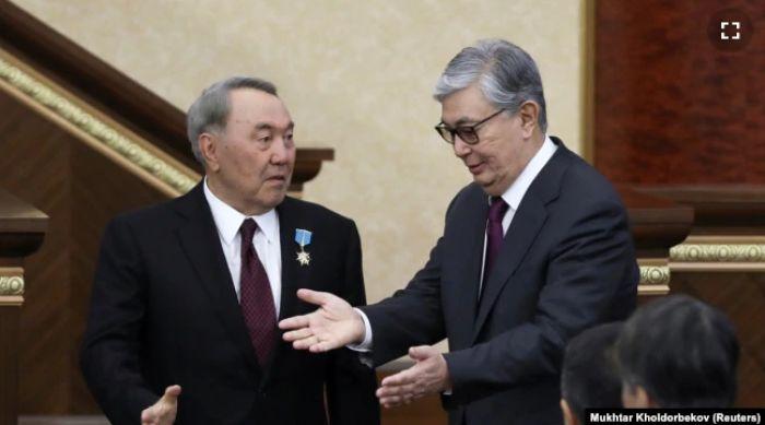 «Размышления к двухлетию транзита власти». «Пачка с патронами: как повлияет на Казахстан обострение отношений США и РФ?»