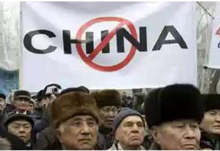 Китай превращает соседей в колонии