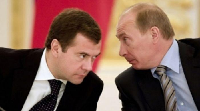 """Путин: """"Рокировку"""" мы придумали 4 года назад"""