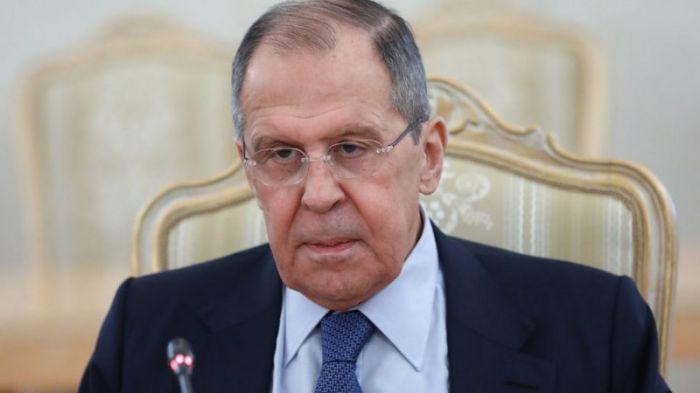 Лавров объявил о высылке десяти американских дипломатов