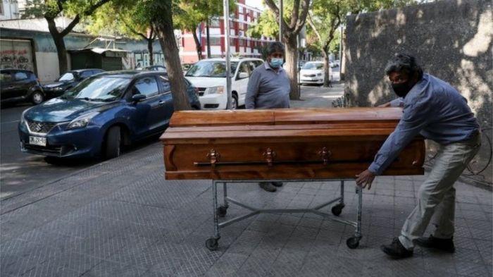 Коронавирус в Чили: вспышка заражений, несмотря на успехи в вакцинации