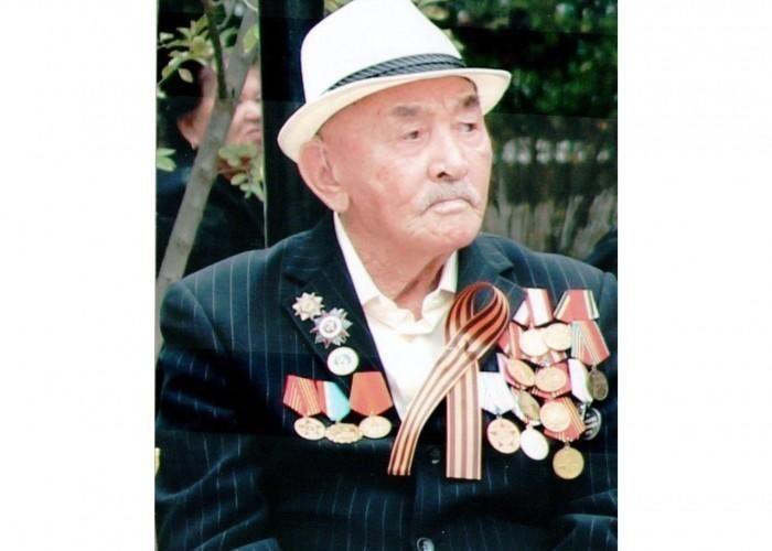 В Атырау ушёл из жизни ветеран войны Тураш Коптлеуов