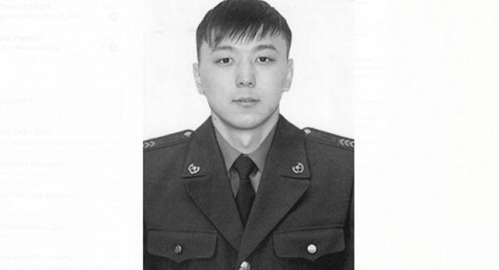 Погибший при пожаре в Аксу спасатель посмертно награжден орденом «Айбын»