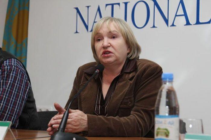 Калеева: У нас скоро не будет проблем со свободой слова, потому что свободы слова не будет