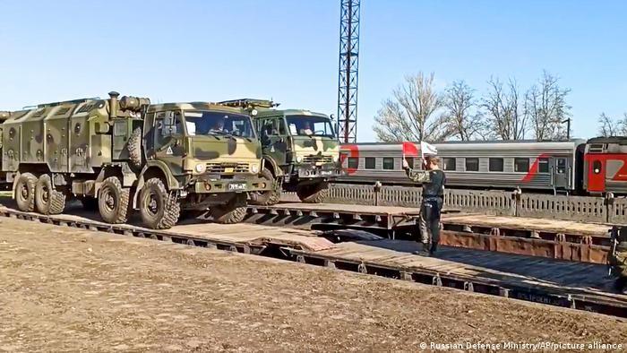 Отвод войск: угроза войны РФ и Украины сохраняется?