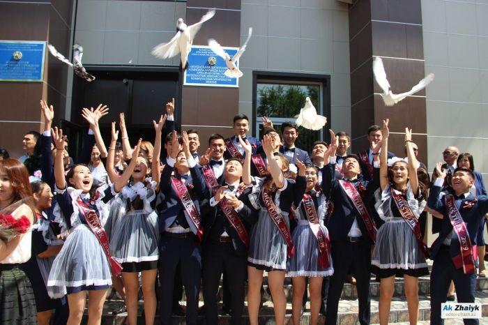 Как пройдёт последний звонок в казахстанских школах