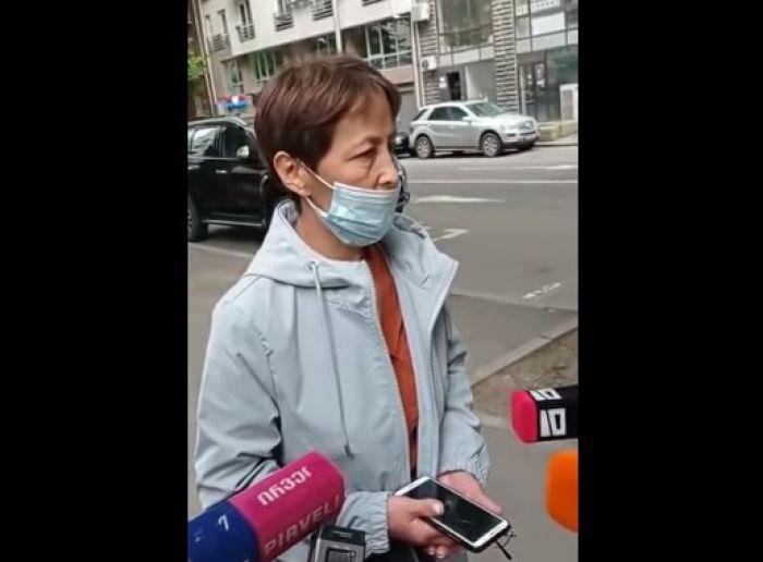 Мать погибшей в Грузии казахстанки сделала заявление