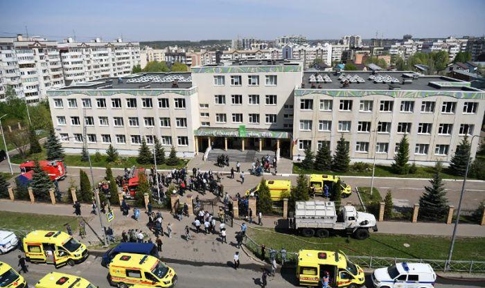В Татарстане 12 мая объявили днём траура из-за стрельбы в школе